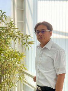 王咸棋博士